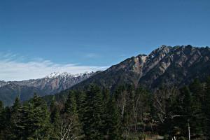 Mt-Nishihotaka
